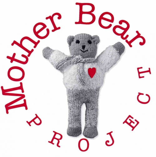 Mother Bear Logo 500x502 67,000 Crochet Bears Made for HIV+ Children in Africa