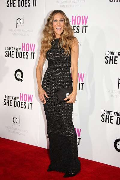 Sarah Jessica Parker 08 wenn5718759 3 Mid September Designer and Celebrity Crochet Roundup, Including NY Fashion Week