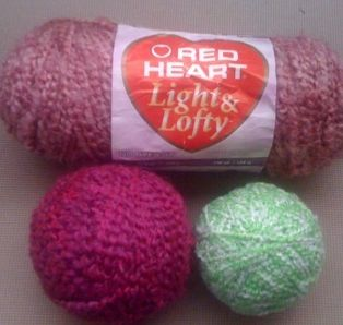 boucle yarn Crochet, Yarn and Twitter Joy in Kathryns Corner