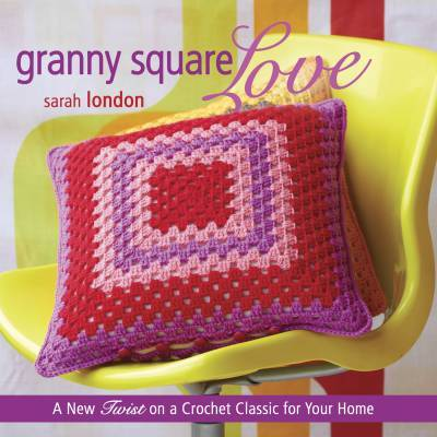 crochet book1 Granny Square Love Book Review