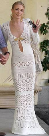 pucci crochet That Popular Pucci Crochet Dress Isnt Crocheted
