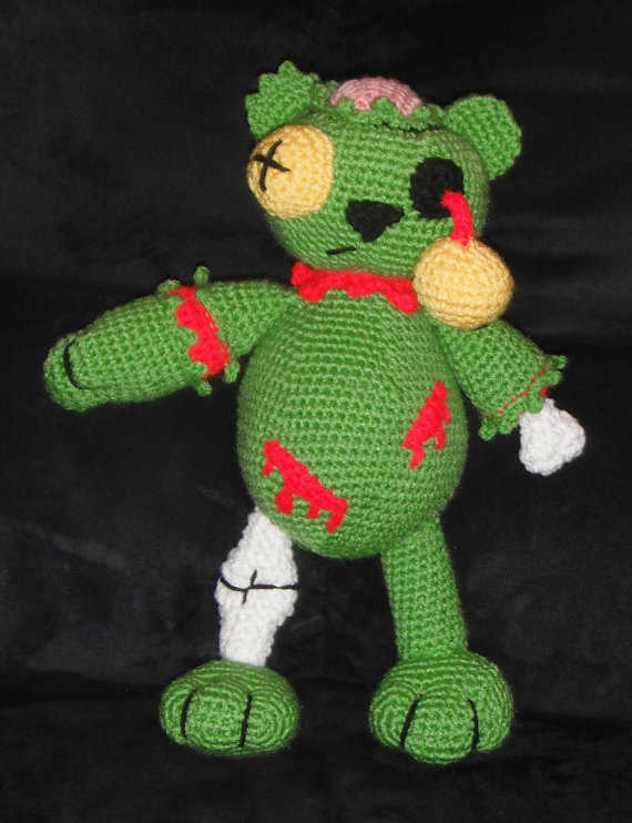 Free Crochet Patterns Zombie : Zombie Crochet submited images.
