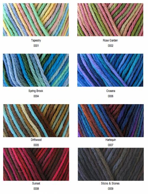 0da1 Yarn Review: Caron Simply Soft Paints