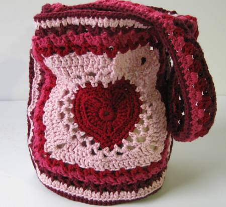 8244 Lots of New Crochet Bags for Year of Projects