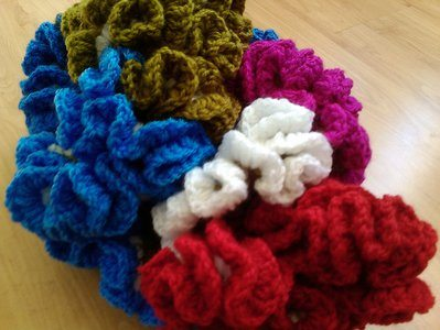 crochet art3 Can We Get 100 People to Give $20 Each to Support Crochet Art?