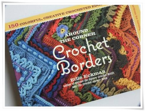 crochet book Crochet Book Review: Crochet Borders
