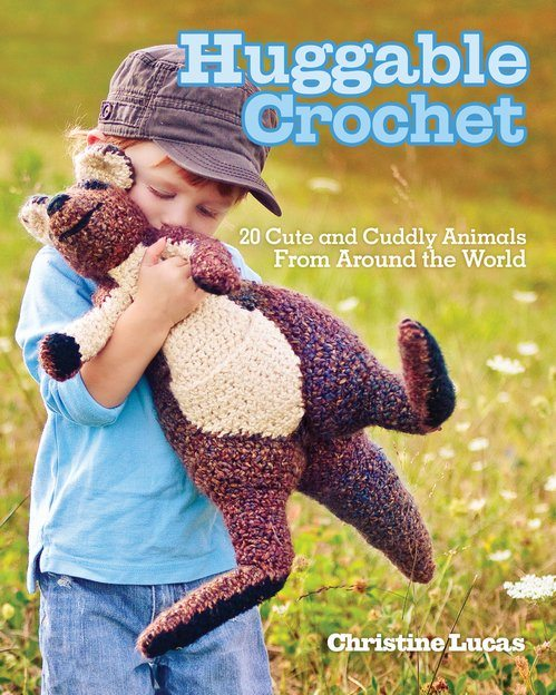 crochet book2 Huggable Crochet Book Review and Giveaway!