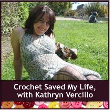 crochet saved my life podcast Press