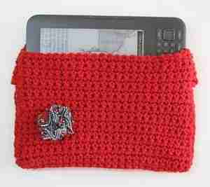 kindle cozy Crochet for Your Kindle
