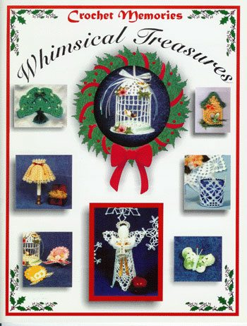 whimsicaltreasures Christmas Crochet Patterns from Crochet Memories