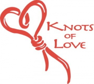 Knots of Love logo 300x269 knots of love crochet charity
