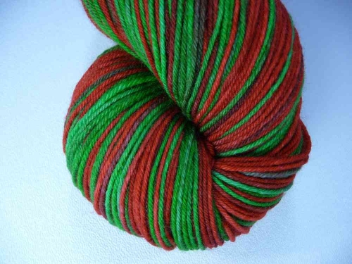 christmas yarn 500x375 New Yarn from my Favorite Yarn Sellers