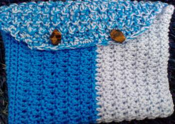 crochet bag YOP: Last Weeks Crochet Bag Updated