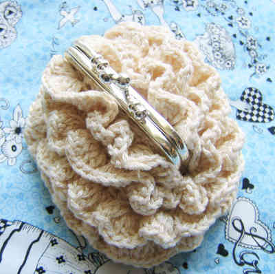 crochet coin purse 5 Must Have Crochet Items for Coffee Lovers