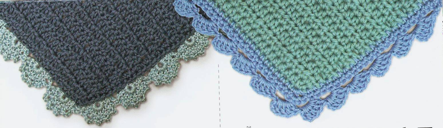 Crochet Edging : susannemikalsen crochet edging.jpg