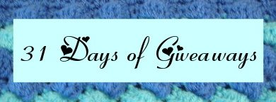 giveaway Crochet Jobs, December Giveaways, Blog Awards and More