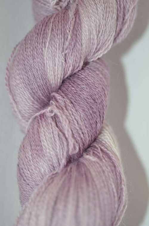 lilac yarn 500x755 New Yarn from my Favorite Yarn Sellers