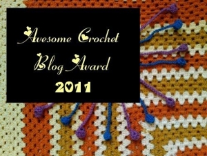 lunapic 132081412083532 101 300x226 Crochet Jobs, December Giveaways, Blog Awards and More