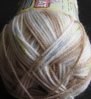 macaroon yarn Yarn Review: Bernat Baby Jacquards