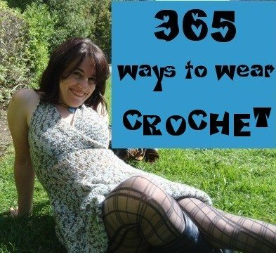 365 ways to wear crochet 365 Ways to Wear Crochet: A Daily Photo Post Project