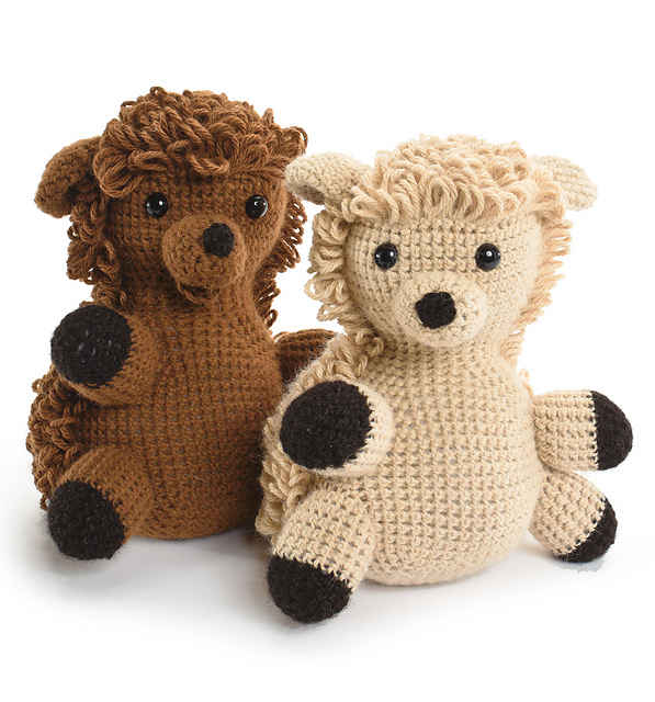 Crochet Patterns Animals Free : Free Crochet Amigurumi Animals Pattern