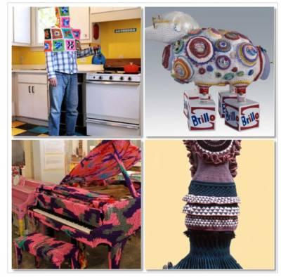 Virkattu nalle Novita Nalle | Novita knits | 394x400