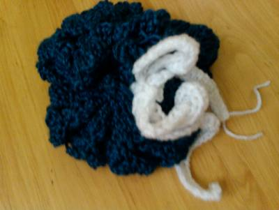 crochet bag1 Big Push in Year of Projects