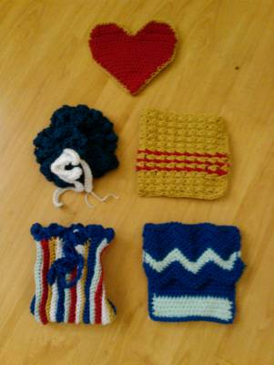 crochet bags1 Big Push in Year of Projects