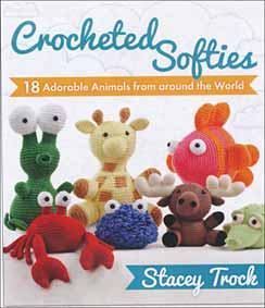 crochet book1 Crocheted Softies Blog Tour, Review and Signed Book Giveaway!