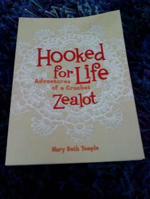 crochet book2 Hooked for Life Crochet Book Review and Giveaway