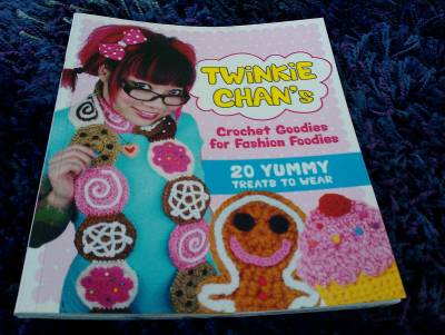 crochet book3 Day 28 Giveaway: Twinkie Chan Crochet Book