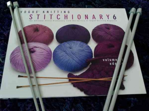 crochet books 500x375 Vogue Knitting Stitchionary 6 Review and Giveaway