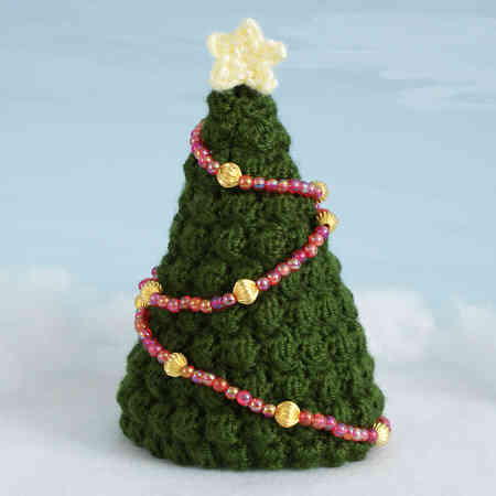 crochet christmas 10 Wonderful Crochet Christmas Trees