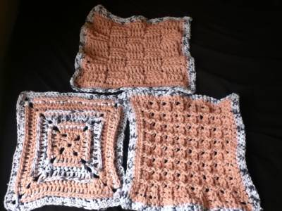 crochet dish cloths Roundup of December Giveaway Winners