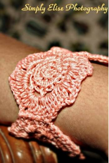 crochet jewelry1 The Steady Hand Interview and 3 Item Giveaway