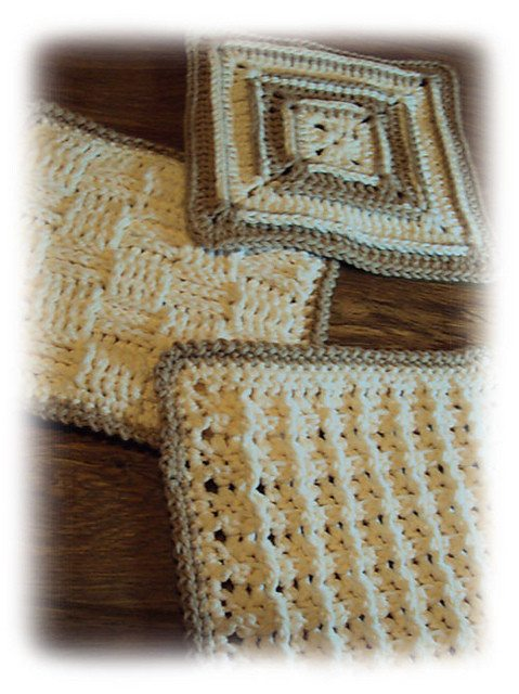 crochet patterns2 Enter to Win 3 Crochet Patterns + 3 Crochet Dishcloths