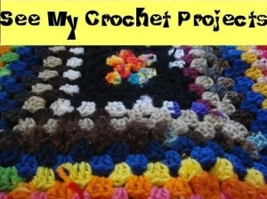 crochet projects 300x224 Crochet Jobs, Ads and Goals in Kathryns Crochet Corner