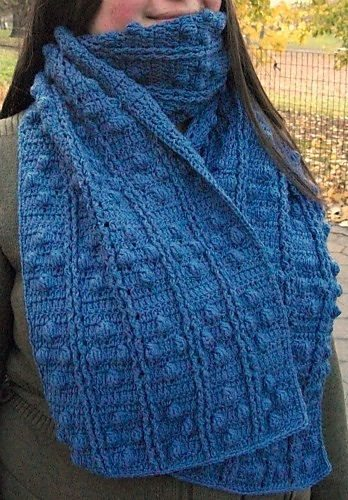 Ravelry: Men's Striped Hat and Scarf Set pattern by Rachel Choi