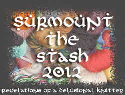 surmount the stash Surmount the Stash 2012: My Month by Month Plan