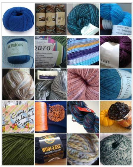 yarns reviewed 2011 2011 Crochet