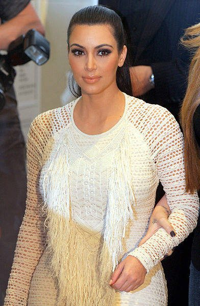 celebrity crochet top I Thought Id Seen That Kim Kardashian Crochet Dress Before