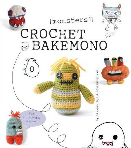 crochet bakemono monsters