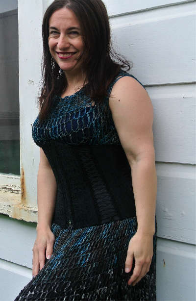 crochet dress1 365 Ways to Wear Crochet: Why Im Dressed in a WIP