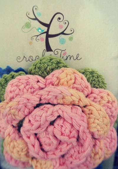 crochet flower Gifts, Chats and More from Kathryns Crochet Corner