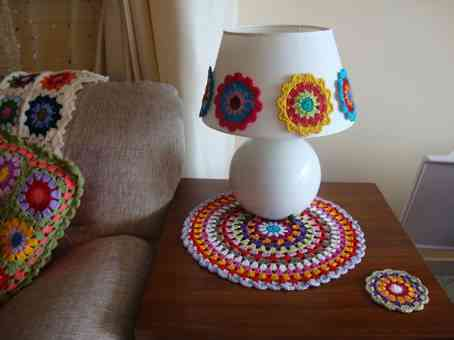 crochet lampshade Crochet Link Love for This Weeks Favorites