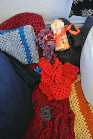 crochet stuff 5 Ways to Use a Color Label Printer to Organize Your Crochet Stash