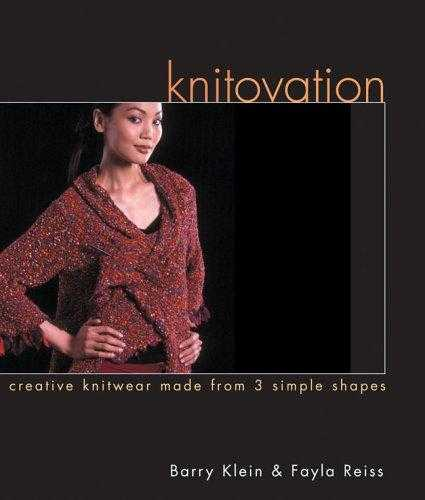 knitovation craft book Knitovation: Knitting Book for Creative Crocheters