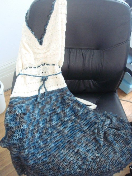 malabrigo halter dress One Year Ago in Crochet: 6/10   6/16
