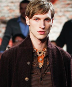 missoni crochet for men