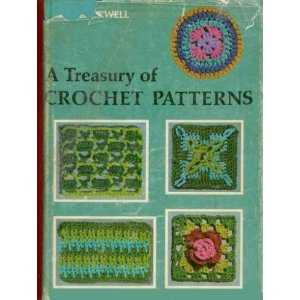 old crochet book
